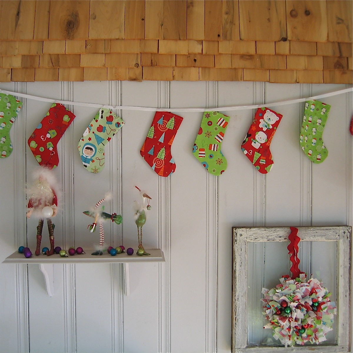 Decoraç u00e3o de Natal IDEAL MÓVEIS& DESIGN -> Decoração De Natal Simples Escola